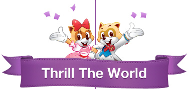 Thrill The World